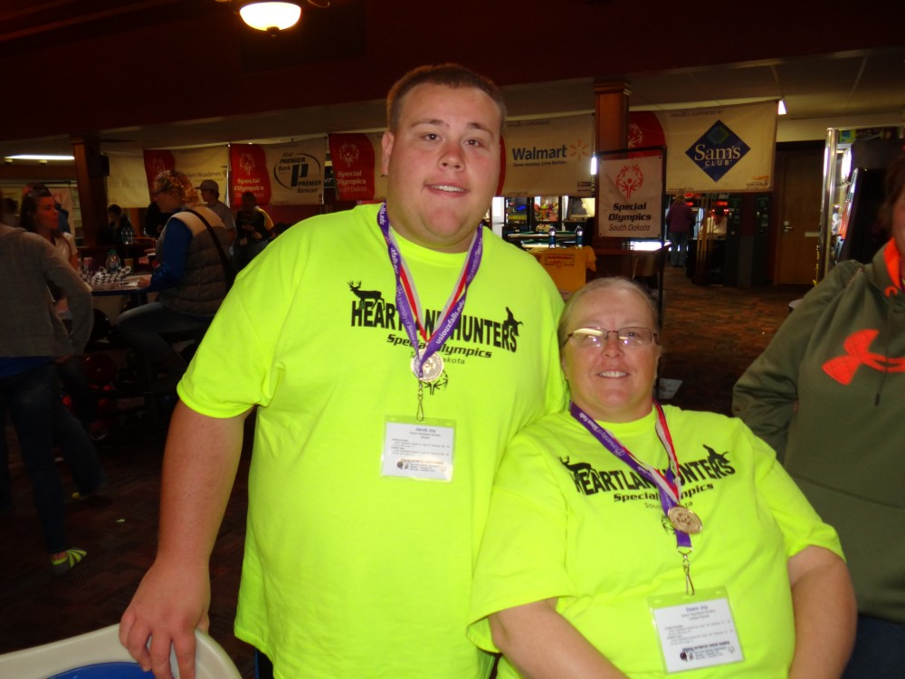 Special Olympics Local Delegations, South Dakota
