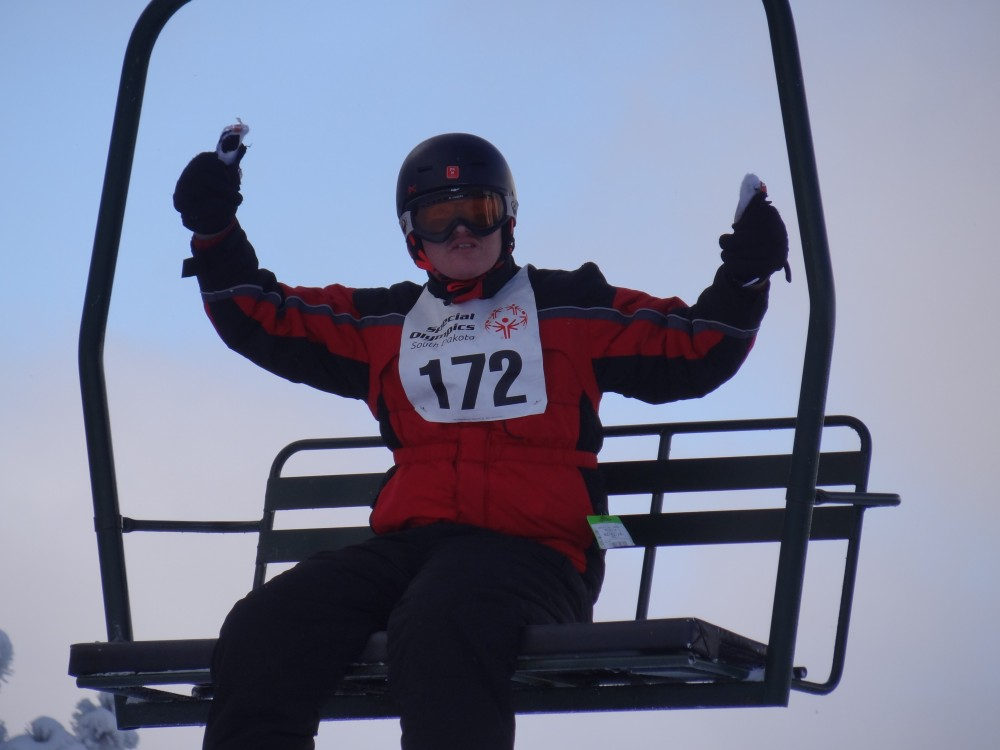 Winter Games Special Olympics South Dakota