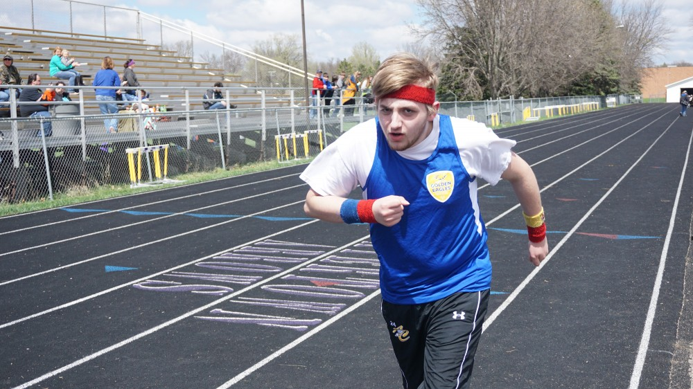 Area Competitions, Special Olympics South Dakota