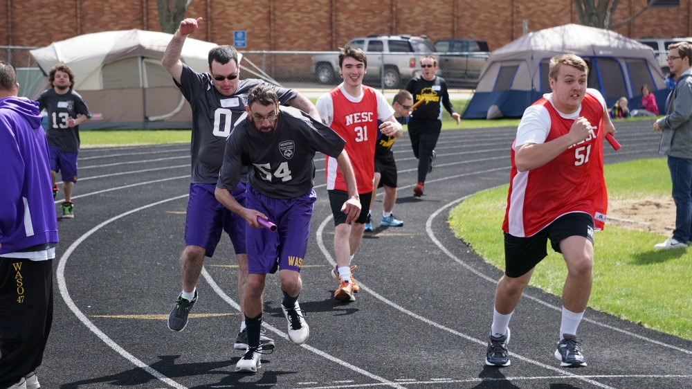 Track and Field, Special Olympics South Dakota