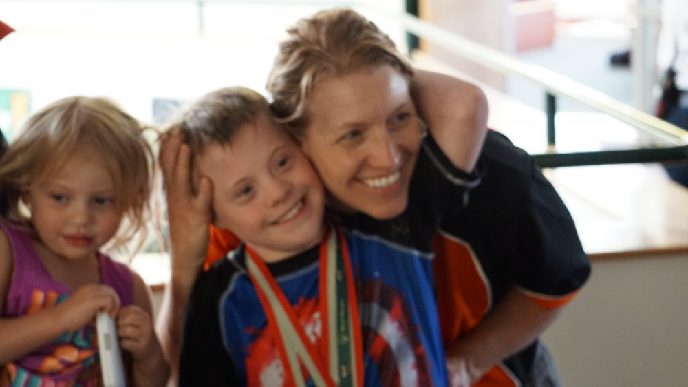 Become a volunteer, Special Olympics