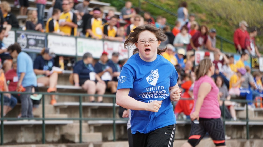 Become an Athlete Special Olympics