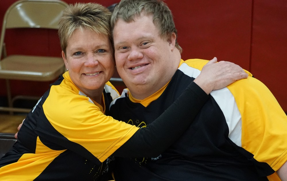 Special Olympics Coaches