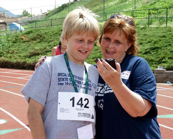 Get Involved, Sioux Falls SD, Special Olympics